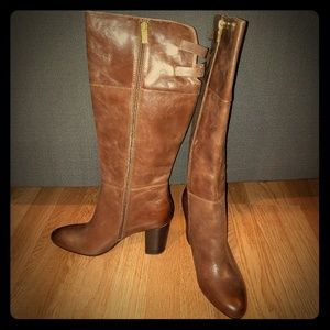 Isola Knee High Brown Fall Boots